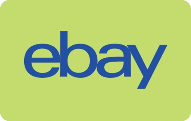 eBay eGift Cards