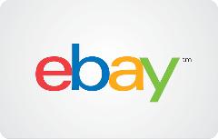 eBay Gift Cards