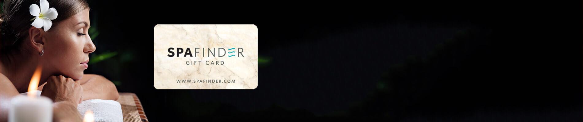 Spafinder.com Gift Card
