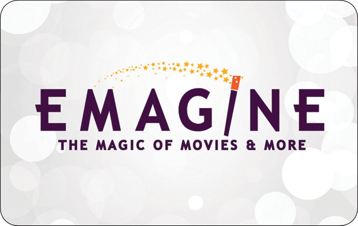Emagine Theaters Gift Card