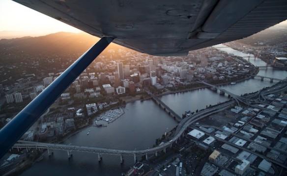 Choose between 2 scenic flight tours from Envi Adventures
