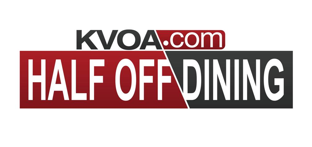 KVOA-TV - KVOA Half Offers