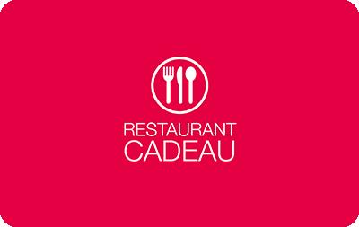 RestaurantCadeau eerste design