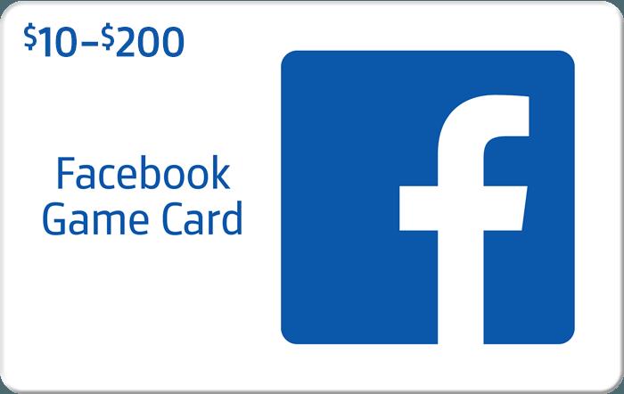 Facebook eGift Card