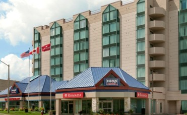 One or Two Night Stay(s) starting at $69 CDN | $56 USD at Ramada Fallsview!