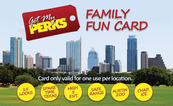 Family Fun Card