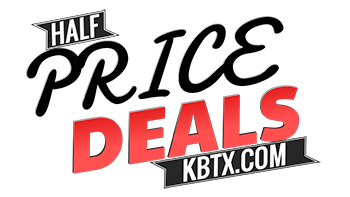 KBTX-TV - Half Price Deals