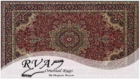 For 100 Get A Basic Oriental Rug Cleaning From Rva