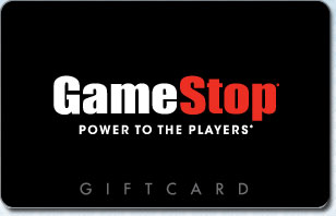 Gamestop eGift Cards