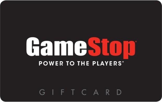 gamestop e gift card