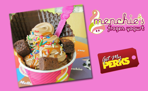 Get $10 at Menchie's for just $5