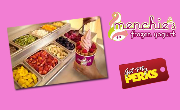 Gainesville Get $10 at Menchie's for just $5 January