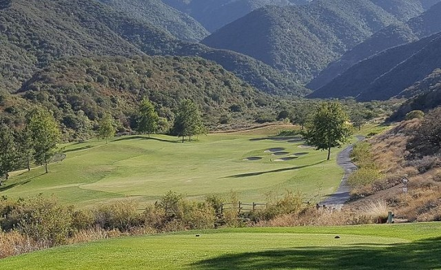 Play a Round at Gorgeous Glen Ivy Golf Club for only $49.50 per Player!