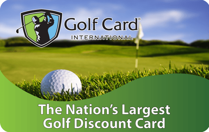 Golf Card International Gift Card $59