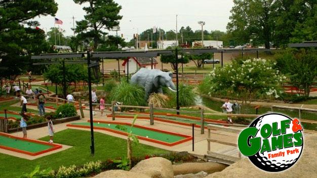 Golf & Games Family Park October 2017