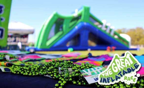 Great Inflatable Race 2018 - Madison WI - CHANGED ORIGINAL PRICE