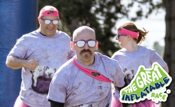 Great Inflatable Race 2018 - Hartford CT