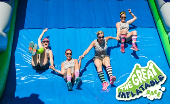 Great Inflatable Race 2018 - New Orleans LA