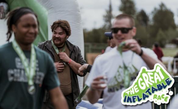Great Inflatable Race 2018 - Seattle WA