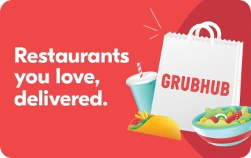 GRUBHUB eGift Cards