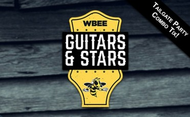 Guitars and Stars May 2018 - Combo Show & Tailgate Party Ticket!