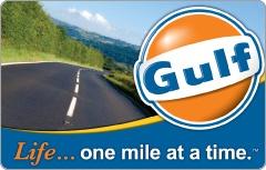 Gulf Oil Gift Card