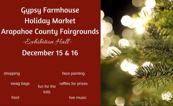 Gypsy Farmhouse Holiday Market, Arapahoe County