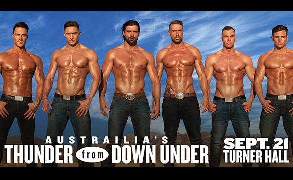 Half Off Tickets to Thunder from Down Under