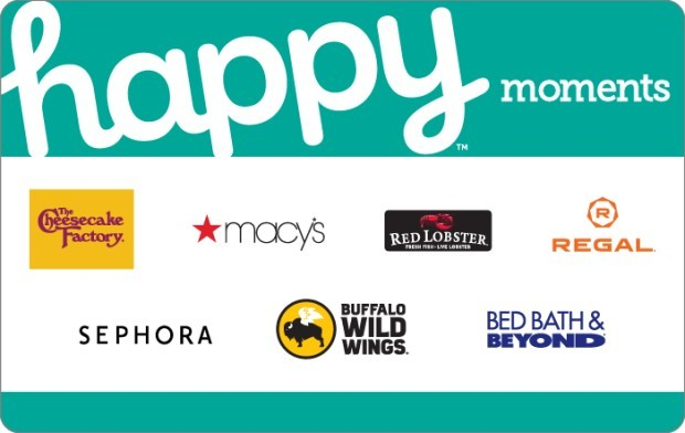 Happy Moments Gift Card | GiftCardMall.comHappy Gift Cards.com