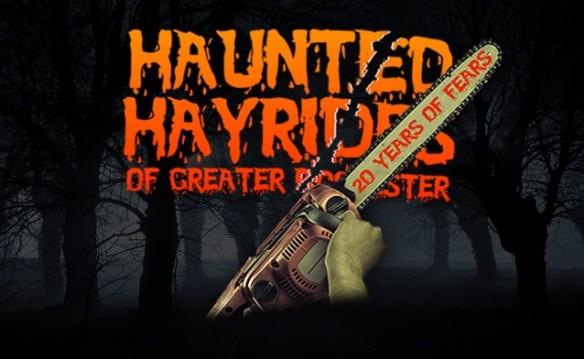 Haunted Hayrides-GA Tickets (Oct 2017) M-F 10/9-10/13