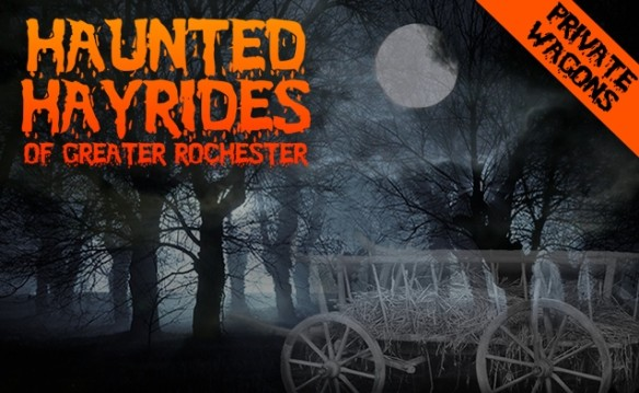 Haunted Hayrides-Private Wagons (Oct 2017)