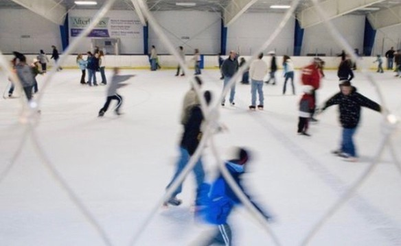Have Fun at Half Price at Lakeshore Ice Arena (Oct 2017)