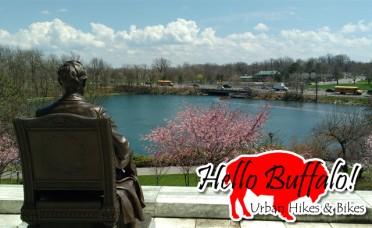 Hello Buffalo! Urban Hikes & Bikes