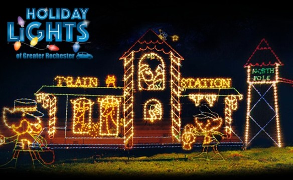 Holiday Lights of Greater Rochester 2017