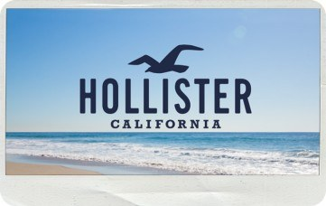 Hollister eGift
