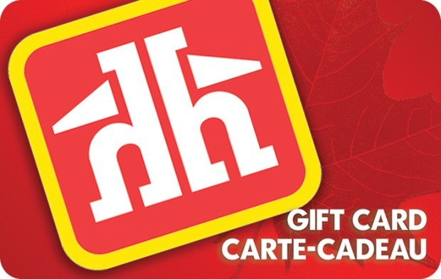 Home Hardware $25 Gift Card