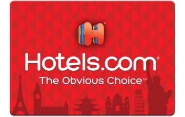 hotelscom - Travel Gift Cards
