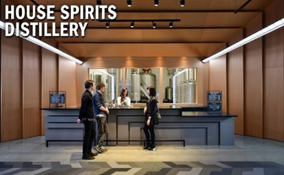House Spirits Distillery August/September 2017