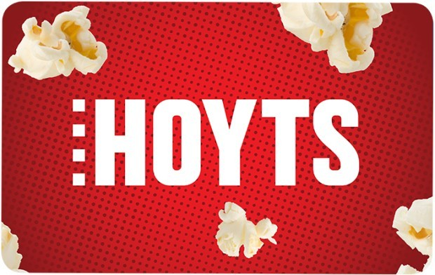 Hoyts Gift Card Woolworths