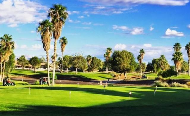 Huukan Golf Club- LV