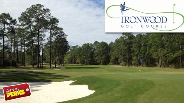 New Ironwood Golf Course Special