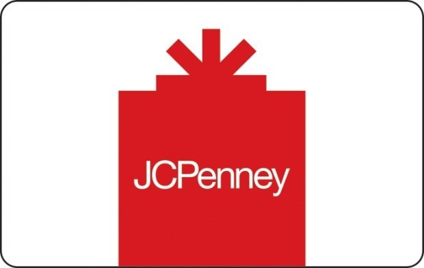 jcpenney gift card invalid