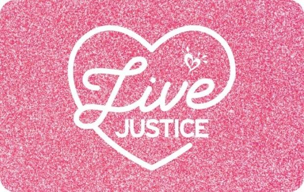 justice gift card balance