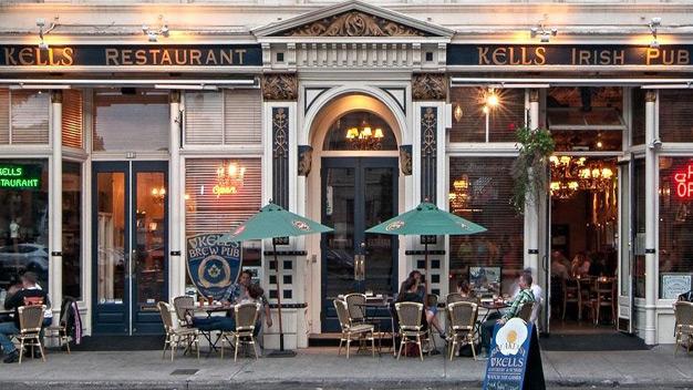 Kells Irish Restaurant & Pub! Get a $50 gift card for only $30