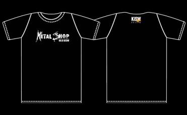 SEATTLE - KISW Rock Shop - Metal Shop Tee