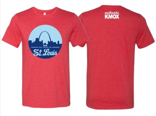 KMOX Voice of St. Louis Tee