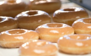 SEATTLE - Krispy Kreme 2018
