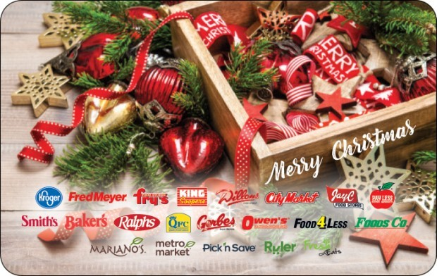 Kroger Holiday Gift Card | Kroger Family of Stores