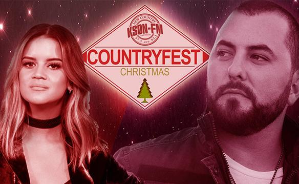 KSON's CountryFest Christmas