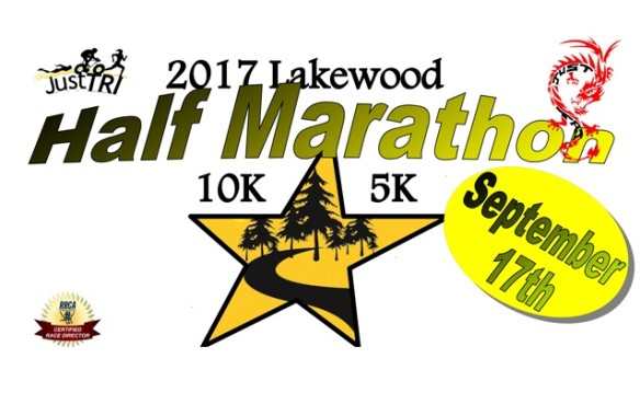 Discounted Admission to the Lakewood ½ Marathon, 10K and 5K Fun Run at Fort Steilacoom Park